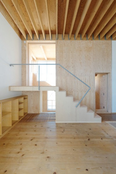 Ichinomiya House Project のインテリア
